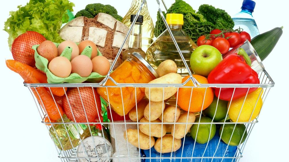 Увеличение цен на продукты питания
